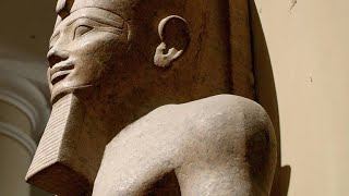 Rebuilding an Ancient Egyptian Statue is a Huge Challenge
