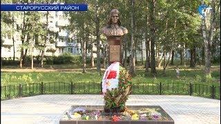 В честь 78-й годовщины основания 123-го авиаремонтного завода открылся обновленный памятник Тимуру Фрунзе