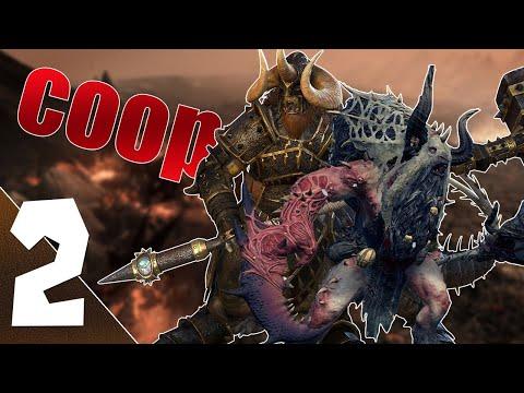 [VOD 2] MORGHUR LE PURINEUR ! | Campagne Coop Chaos/Hommes-Bêtes