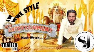 Entertainment Spoof || WWE Jokes || Funny Video