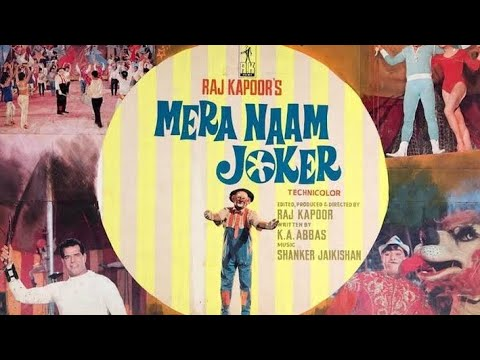 MERA NAAM JOKER FULL MOVIE LONGER VERSION (4:09 HRS)