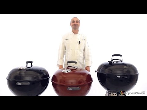 Weber Kettle Comparison – Original Kettle, Original Kettle Premium & Master Touch – BBQGuys.com