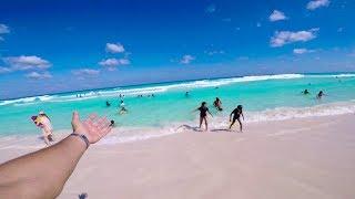 Playa Marlin - Cancun - Aqui Todo Es Gratis!!!!-   @sebitastrip