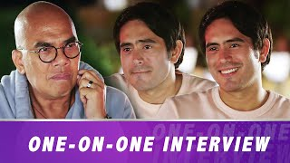 Exclusive one-on-one interview with Gerald Anderson