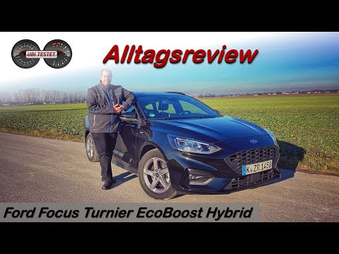 Perfekter Alltagsbegleiter?! Ford Focus Turnier 1.0 EcoBoost Hybrid *155PS*   Test - Review - Alltag