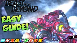 VENOM X EASY UPGRADE GUIDE! - THE BEAST FROM BEYOND VENOM X WEAPON FULL PAP TUTORIAL! | Kholo.pk