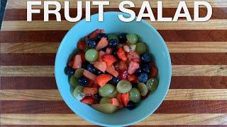 Fruit Salad - You Suck at Cooking (episode 92)