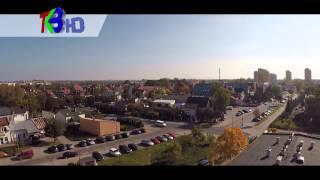 preview picture of video 'TKB - Bełchatów z lotu ptaka cz.1 - 31.10.2014'