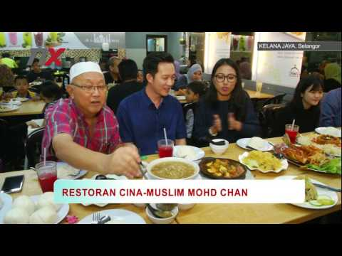 [VIDEO] Restoran Cina-Melayu Mohd Chan