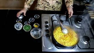 Chana dal Recipe – Chana dal Tadka fry – Punjabi chana dal masala