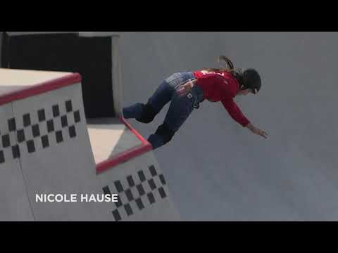 Semifinals Highlights | Women's Pro Finals, Suzhou, China | 2018 Vans Park Series