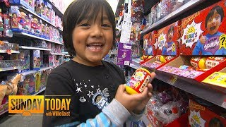 How This 7-year-old Grew a Multimillion-dollar Empire With 'Ryan ToysReview'   Sunday TODAY