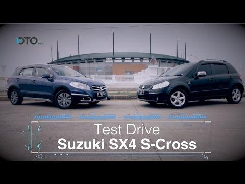 Test Drive Suzuki Sx4 S-Cross I OTO.com