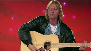 Petri rockar loss i Idol 2008 - Idol Sverige (TV4)