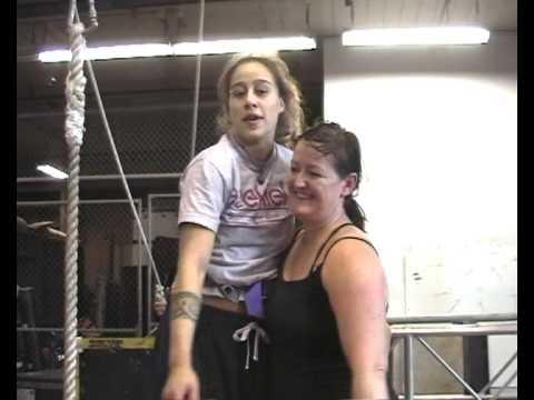 Circus Oz 2009 Introducing Flip Kammerer