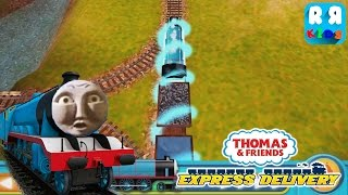 Thomas & Friends: Express Delivery - The Amazing Speed By Gordon