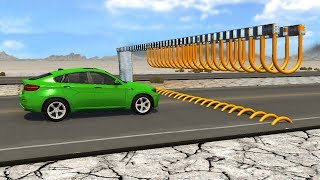 Beamng drive - Car Grater