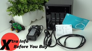 WD Diskless My Cloud Pro Series NAS PR4100 Unboxing/Review