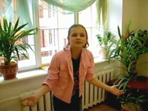 Dasha Primak (11th) - Ka Sena Dziesma (Rudentiņš)