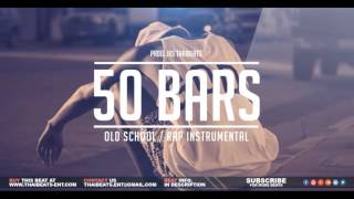 50 BARS   Old School Rap Beat Hip hop Instrumentals 2015   2016   Resolution720P MP4