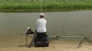 Как закормить место для рыбалки фидером