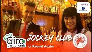 Raquel Auzier faz um giro no Sofisticado BAR DO JOCKEY CLUBE DE SÃO PAULO
