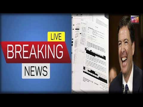 BREAKING: James Comey's SECRET Memos Leaked And Now All Hell Is Breaking Loose