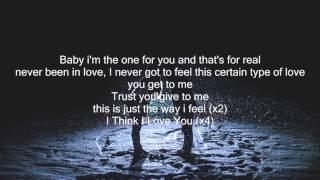 Phora - I Think I Love You (Lyrics)