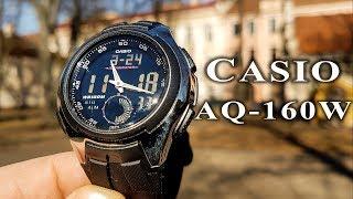Casio AQ-160W review #125 #casiowatch #casio #gedmislaguna