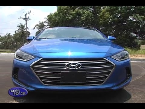 2016 Hyundai Elantra - Review