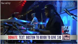 "Boston Strong - Dropkick Murphys - ""Rose Tattoo"" - LIVE"