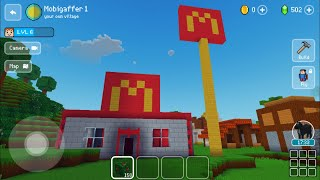 Gambar cover Block Craft 3D : Building Simulator Games for Free Gameplay #42 (iOS & Android) | McDonald's