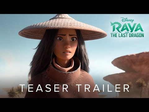 Raya and the Last Dragon | Official Teaser Trailer