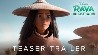 Raya and the Last Dragon - Official Trailer