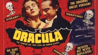 Dracula (1931) Original Theatrical Trailer