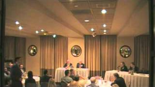 Click to play: Washington Supreme Court Position 6: A Debate - Event Audio/Video