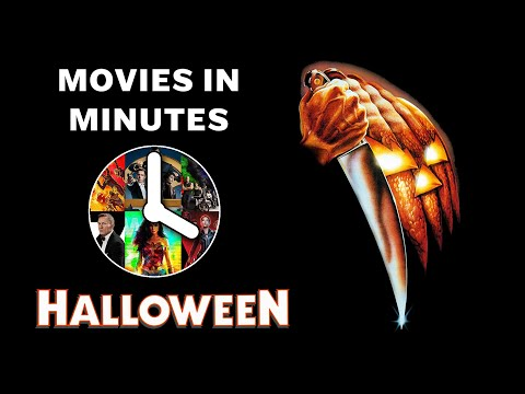 HALLOWEEN (1978) in 3 minutes