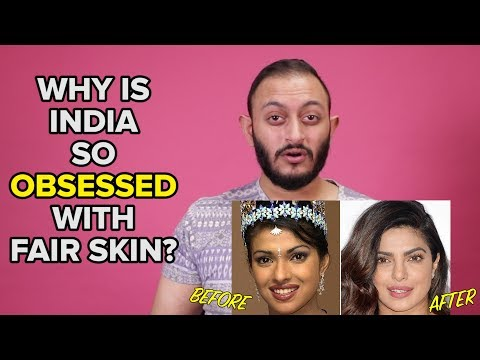 Colorism in India – Vert Berry