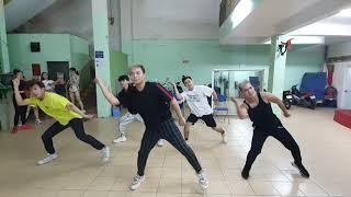 EM BÉ _ Amee & Karik dance practice( LGBT Version)
