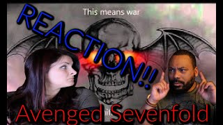 Avenged Sevenfold: This Means War- Reaction!!
