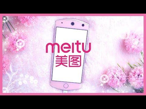 PINK Meitu M8 Unboxing & Kawaii Phone Customization!   Best Selfie Phone!❤︎