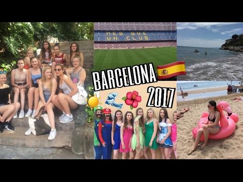 SCHOOL TRIP TO BARCELONA 2017!