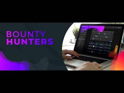 Обзор платформы BountyHunters.io