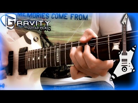 Dream Theater - The Spirit Carries On - Guitar Solo Cover - Full HD 1080p