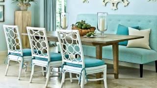 Dining Room Seating Ideas | Seaside Design | Coastal Living