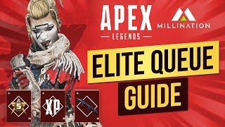 Apex Legends Elite Queue Guide to Get Top 5 for Beginners PC Xbox PS4