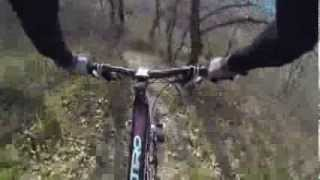 preview picture of video 'Test nuovo percorso MTB ad Ascoli Piceno//Part1_HD HERO3'