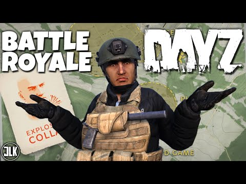 So DayZ made a Battle Royale...