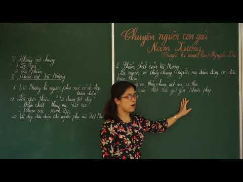 Môn Ngữ văn 9, Chủ đề; Nhân vật Vũ Nương-Truyện người con gái Nam Xương, Nguyễn Khánh Điệp, THCS Lê Hồng Phong Lục Yên