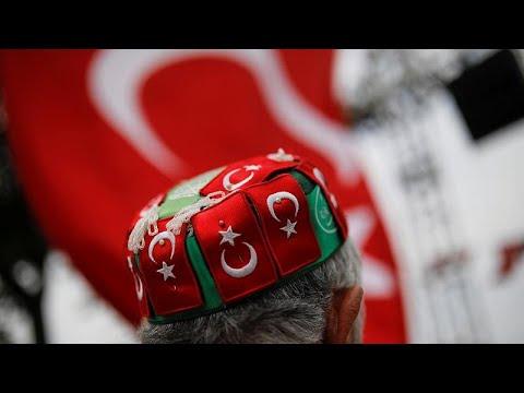 Τουρκία: Οι αντίπαλοι του Ερντογάν στις εκλογές της Κυριακής…